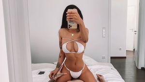 Heißer Bett-Einblick: Ex-ApeCrime-Andre teilt sexy Paar-Pic