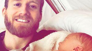 Megastolz! Fußball-Star André Schürrle zeigt süßen Neffen!