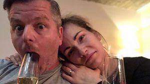 AWZ-André Dietz & Shari feiern achten Hochzeitstag