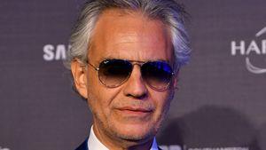 Reitunfall: Star-Tenor Andrea Bocelli am Kopf verletzt!