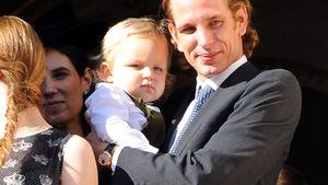 Bestätigt: Andrea Casiraghi ist zum 2. Mal Papa geworden