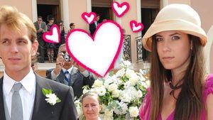 Andrea Casiraghi: Hochzeitsglocken in Monaco