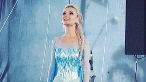 """Real-Life-Elsa: SIE ist die wahre """"Frozen""""-Prinzessin!"""
