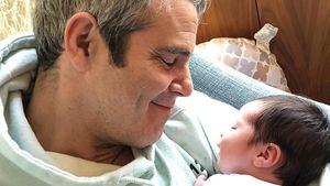 Schon drei Wochen alt: Andy Cohen genießt Papa-Dasein