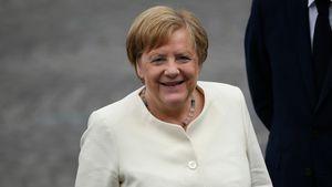 Trotz Schwäche: Merkels Terminplan selbst an Geburtstag voll