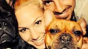 So süß! Angelina und Chrissi genießen Familienzeit