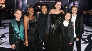 """""""Nicht gut darin"""": Angelina Jolie über ihre Mama-Qualitäten"""