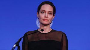 Angelina Jolie spricht bei der UN in London