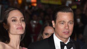 Angelina Jolie und Brad Pitt 2015 bei einer Filmpremiere