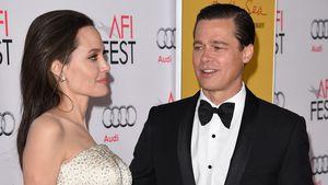 Angelina Jolie und Brad Pitt verstehen sich wieder besser