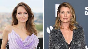 Scheidungskrieg: Ellen Pompeo steht Angelina Jolie zur Seite