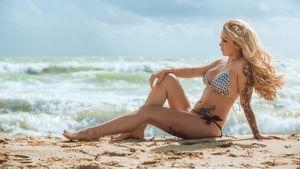Schwangere Bachelor-Angie: Ist ihr Baby aus dem Reagenzglas?