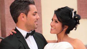Anja Polzer im Brautkleid: Läuten bald die Hochzeitsglocken?