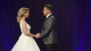 Hochzeit im TV: In diesem Kleid gab Anna-Carina ihr Jawort