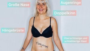 Nach Oben-ohne-Foto: Anna Heiser macht Bodyshamern Ansage