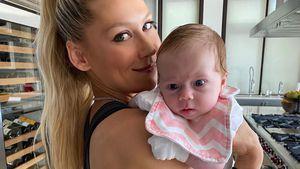 Superputzig! Anna Kournikova teilt neues Bild von Baby Mary