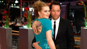 "Anna Loos und Jan Josef Liefers auf der ""Nobody Wants the Night""-Premiere"