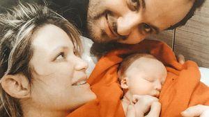 Familienzuwachs: Annabelle Boom ist jetzt Mama geworden