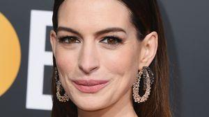 Mit Maxi-Cosi unterwegs: Anne Hathaways Baby ist schon da!