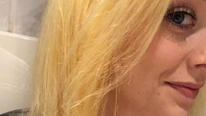 Frisurenverwandlung: Anne Wünsche hat jetzt gelbblonde Haare