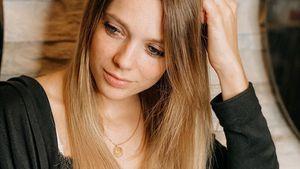 Anne Wünsche hat Angst, wegen Kids verlassen zu werden