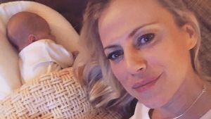 Süßes Selfie: Anneke Dürkopp genießt Kuschelzeit mit Baby!