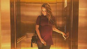 Hot Mama: Annemarie Carpendale zeigt sich sexy mit Babykugel