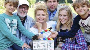 Annette Frier dreht neuen Film - mit Marc Terenzi!