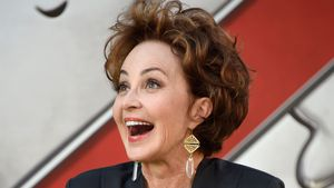 "Annie Potts bei der ""Ghostbusters""-Premiere in Kalifornien"