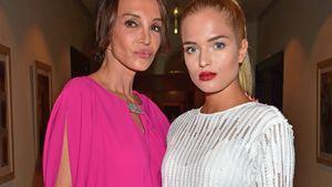 Anouschka Renzi und Chiara Moon Horst bei der Glööckler Fashion Show