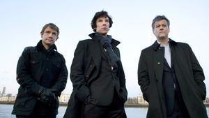 """Kommt die 4. """"Sherlock""""-Staffel schon im Winter?"""