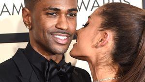 Ariana Grande & Big Sean: Erste Küsse für alle!