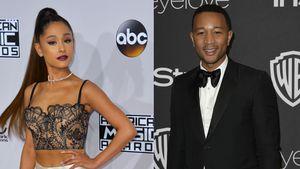 Ariana Grande und John Legend, Sänger
