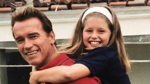 Arnold Schwarzeneggers Kids gratulieren ihm mit süßen Pics!
