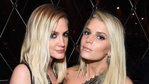 Jessica Simpson: Total verliebt in Donald Faisons Baby