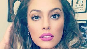 Ashley Graham mit ganz anderem Look
