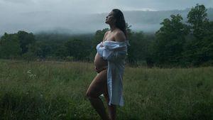 Wieder schwanger: Ashley Graham setzt Babybauch in Szene!