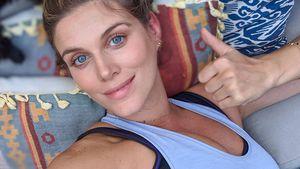 Veränderter After-Baby-Body: Ashley James sieht es entspannt