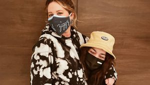 Vanessa Hudgens knuddelt hochschwangere Ashley Tisdale