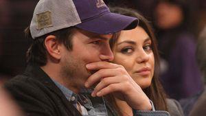 Foto-Klage! So extrem beschützen Ashton & Mila ihre Wyatt
