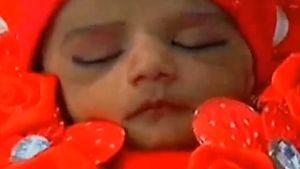 Erschreckende TV-Show: Ein Baby als Hauptgewinn!