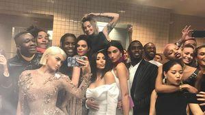 Kylie Jenner, A$AP Rocky, Kendall Jenner, Paris Jackson, Kim Kardashian & Co. bei der Met Gala
