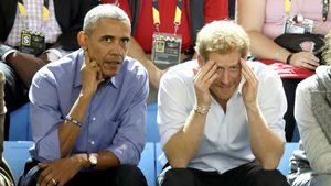 Hochzeit mit Meghan: Prinz Harry darf Obamas nicht einladen!