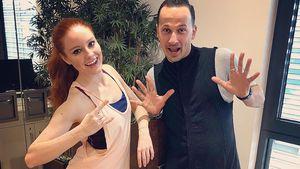 """Für Profi Sergiu: Ist """"Let's Dance""""-Barbara zu ehrgeizig?"""