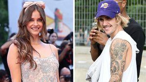 Sprouse-Vergleich: Barbara Palvin macht Justin Bieber Ansage