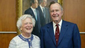 Nach Tod seiner Frau: Ex-Präsident Bush auf Intensivstation!