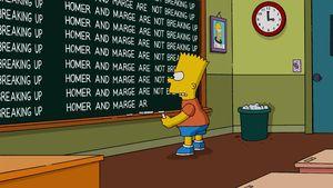 Simpsons-Scheidung: Jetzt klärt Sohnemann Bart auf!