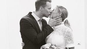Überraschung: Sarah Connors Schwester Lulu hat geheiratet!