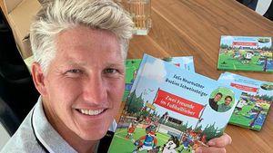 Bastian Schweinsteiger veröffentlicht ein Kinderbuch