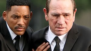 Will Smith und Tommy Lee Jones